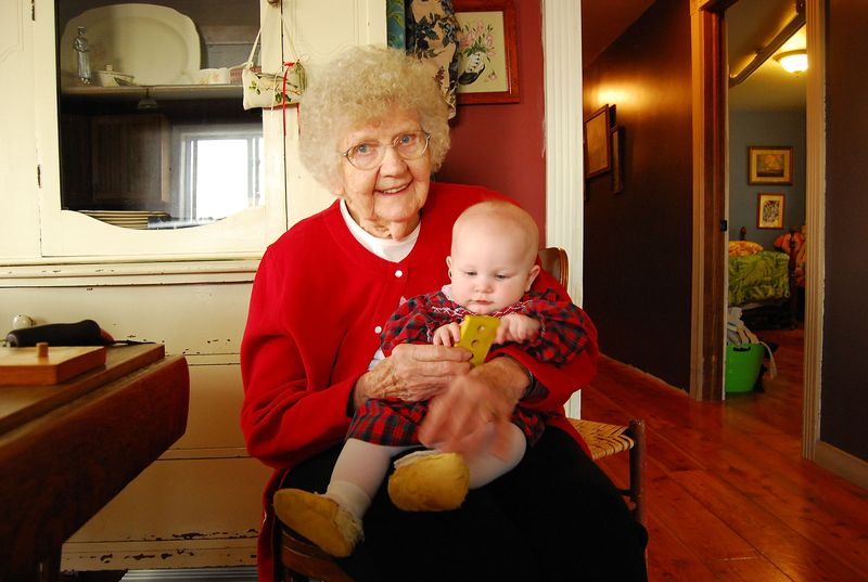 grandma passed away